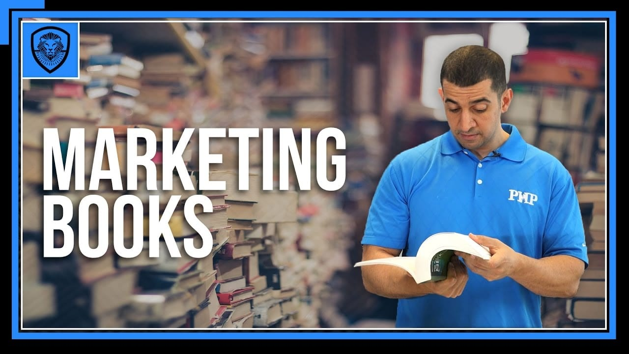 Top 10 Marketing Books for Entrepreneurs