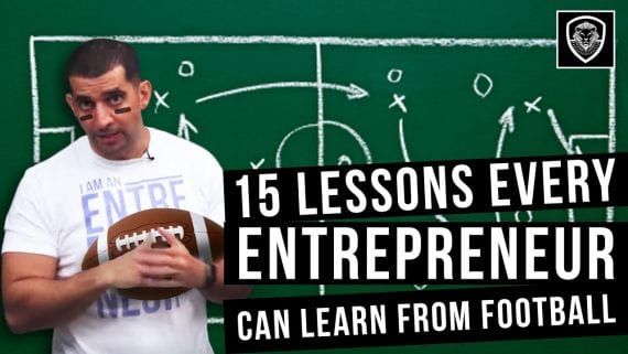 15 Lessons Entrepreneurs Can Learn from Football