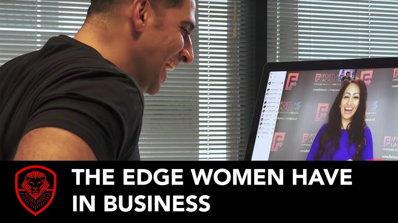 The Edge Women Have in Business