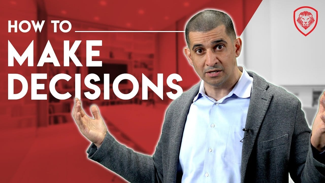 How to Make the Best Decision as an Entrepreneur